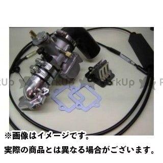 KN企画 グランドアクシス100 ビッグキャブセット02 OKO24φフラットキャブレター付  ケイエヌキカク
