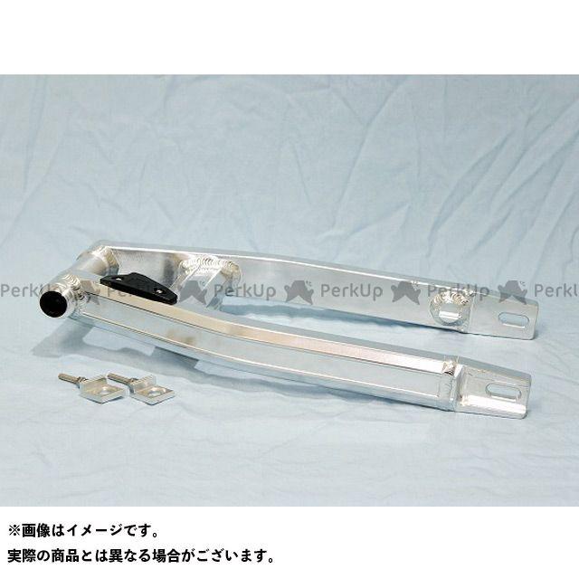 【エントリーで更にP5倍】【特価品】ケップスピード エイプ50 エイプ用アルミスイングアームtypeG(ディスクタイプ) タイプ:G(ディスクタイプ)+4cm KEPSPEED