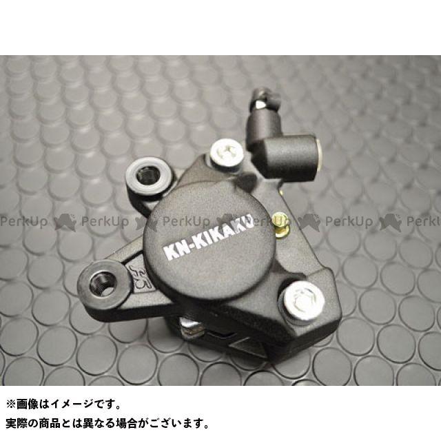 KN企画 2POTキャリパー 対向キャリパー 鋳造キャリパー(ブラック) ケイエヌキカク