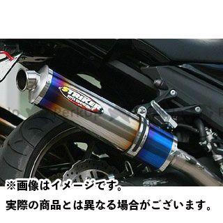 ストライカー 汎用 マフラーリペアパーツ リペアサイレンサー オーバルチタン φ60.5/480mm 内径φ50(0SREB6Sエンブレム) タイプ:チタンヒートカラー STRIKER