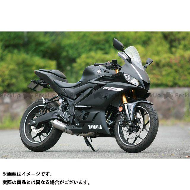 ストライカー YZF-R25 ストリートコンセプト フルエキゾースト(チタン) STRIKER