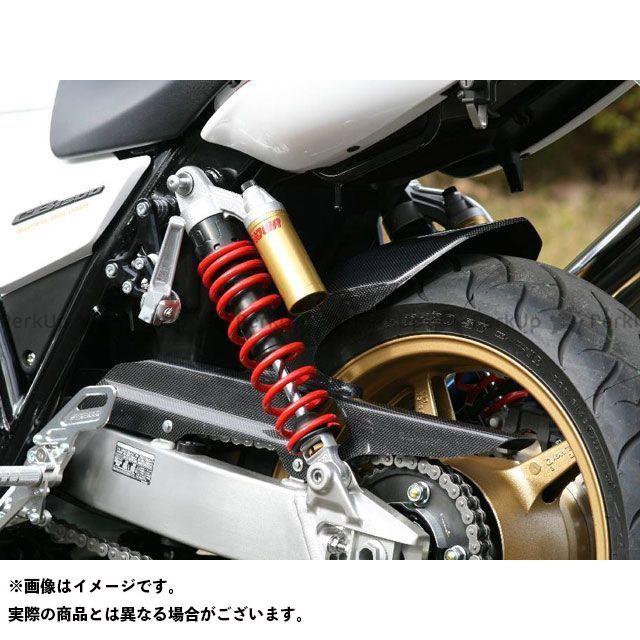 ストライカー CB1300スーパーボルドール CB1300スーパーフォア(CB1300SF) フェンダー ストライカーエアロデザイン「SAD」 カーボンリヤフェンダー(ABS車専用)