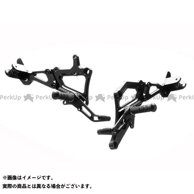 ストライカー ゼファー750 スペシャルステップキット タイプ2 ブラック STRIKER