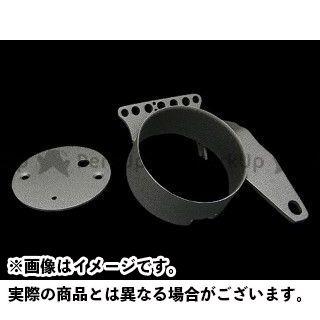 ネオファクトリー スポーツスターファミリー汎用 04y-XL エンジンマウントメーターステー カラー:ブラック ネオファク