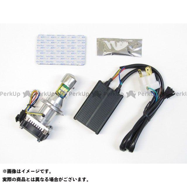 送料無料 プロテック PROTEC ヘッドライト・バルブ LB4-S/3 LEDヘッドライトバルブキット H4 Hi/Lo ショートヒートシンクタイプ 6000K(LB4-S)