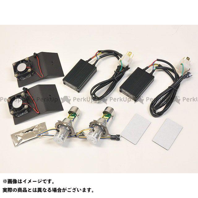 送料無料 プロテック NSR250R ヘッドライト・バルブ LB4-RN LEDヘッドライトバルブキット H4R Hi/Lo NSR250R専用 6000K