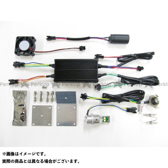 プロテック PROTEC ヘッドライト マーケティング バルブ 電装品 無料雑誌付き LEDヘッドライトバルブキット 激安通販ショッピング LB7-M PH7ソケットタイプ PH7 6000K