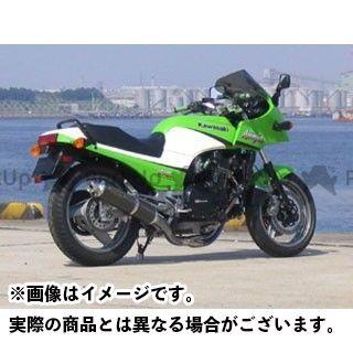 テックサーフ GPZ750R ニンジャ900 チタンEXタイプ2 STDタイプ カーボン techserfu