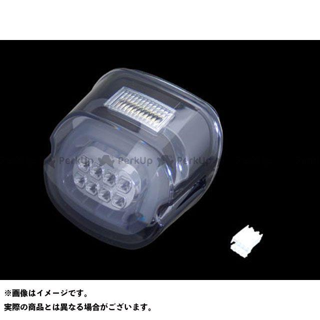 ネオファクトリー レイバックLEDテールライト カラー:スモーク ネオファク