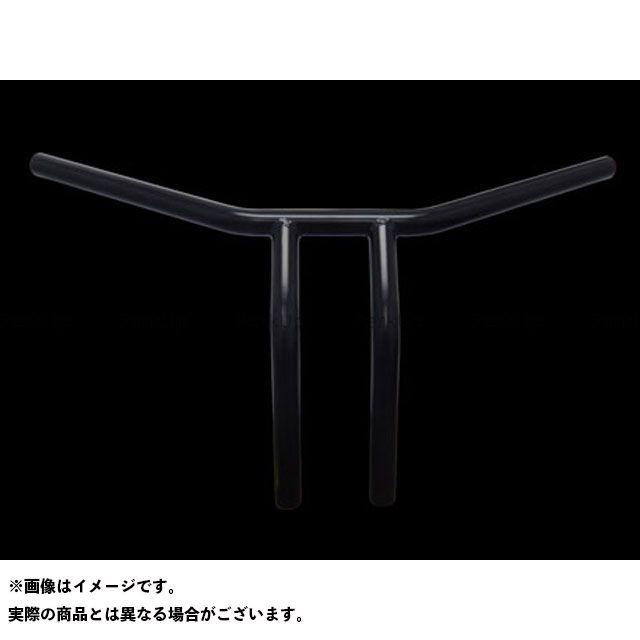 【無料雑誌付き】ネオファクトリー ハーレー汎用 ドラッグライザーバー カラー:プルバック ブラック サイズ:10in 仕様:ヘコミ有り ネオファク