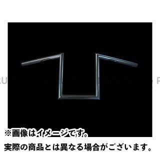 【エントリーで最大P21倍】ネオファクトリー ハーレー汎用 Zバーハンドル カラー:ブラック サイズ:10in 仕様:ヘコミ有り ネオファク