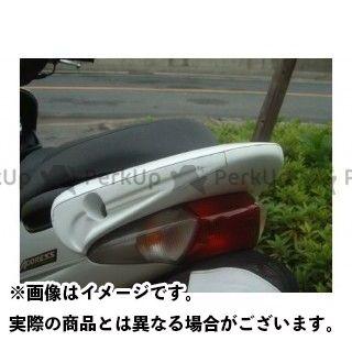 【無料雑誌付き】モトサービスマック アドレス110 B-DASH リアスポイラー アドレス110 MOTO SERVICE MAC
