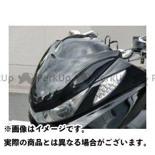 モトサービスマック スカイウェイブ250 ZEROフロントチョップフェイス スカイウェイブ250(CJ43) 仕様:カーボン MOTO SERVICE MAC