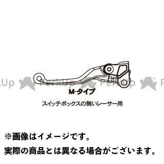 ジータ ZETA レバー ハンドル ジータ 汎用 ブレーキレバー(M-タイプ) 3フィンガー チタンカラー