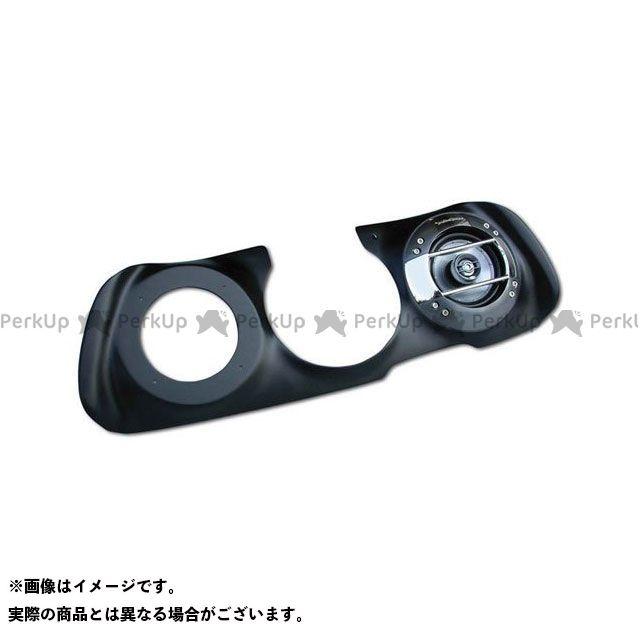 ビビッドパワー マジェスティ マジェスティC マジェスティ(SG03J) パワードダッシュスピーカーボード/5連メーター用/4インチ カラー:未塗装黒ゲル VIVID POWER
