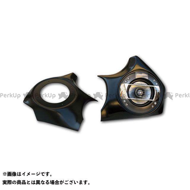 ビビッドパワー グランドマジェスティ250 グランドマジェスティ400 GRAND MAJESTY パワードダッシュスピーカーボード カラー:未塗装黒ゲル VIVID POWER