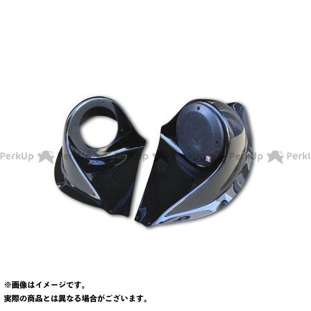 ビビッドパワー フォルツァ Si FORZA Si/MF12 パワードカスタムスピーカーボード/4インチ カラー:黒ゲル VIVID POWER