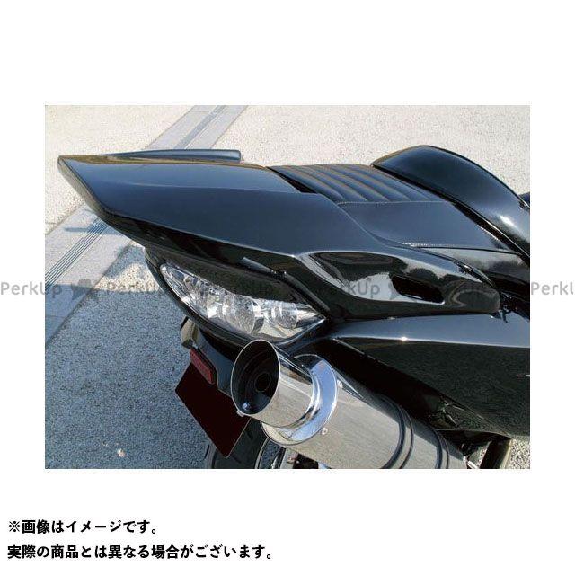 【無料雑誌付き】ビビッドパワー フォルツァX フォルツァZ FORZA MF08(前期/後期) リアスポイラー カラー:未塗装黒ゲル VIVID POWER