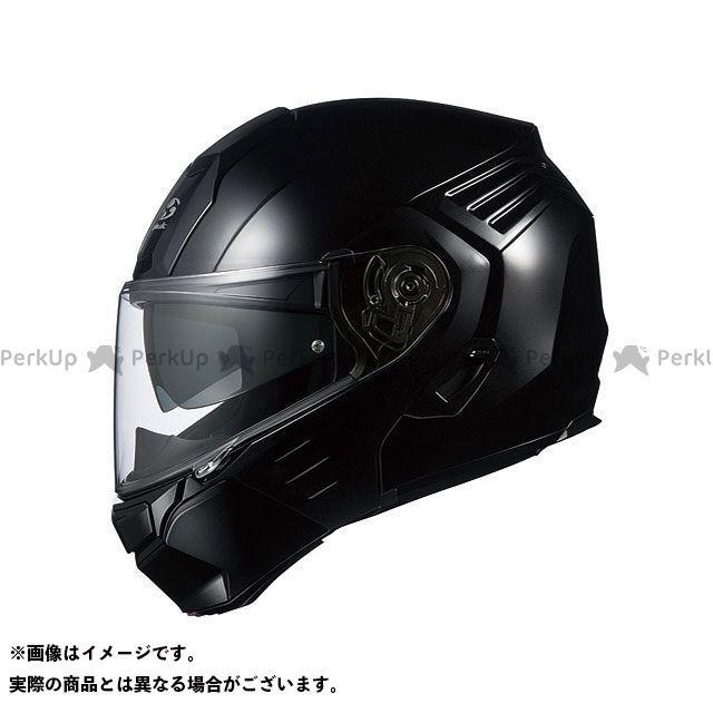 OGK KABUTO KAZAMI(カザミ) ブラックメタリック M/57-58cm オージーケーカブト