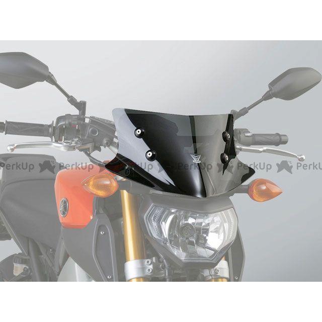 送料無料 デイトナ MT-09 スクリーン関連パーツ NATIONAL CYCLE Vstream(R) ウインドシールド ダークスモーク/ショート