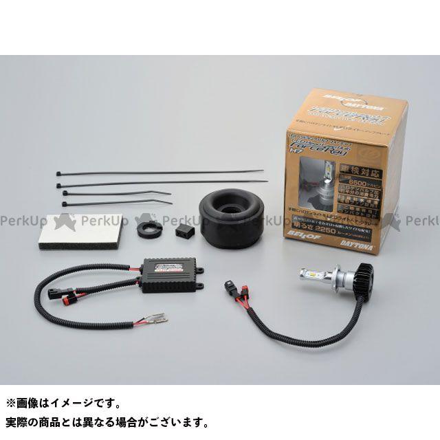 送料無料 デイトナ 汎用 ヘッドライト・バルブ LEDヘッドランプバルブ フォースレイ(H7)