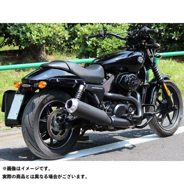 【無料雑誌付き】キジマ XG750 ストリート750 METALFIELD スリップオンマフラー タイプ:ポリッシュエンド KIJIMA