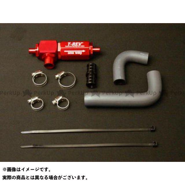 テラモト シグナスX T-REVαシステム シグナスX 08~ノーマルマフラー専用 カラー:レッド TERAMOTO
