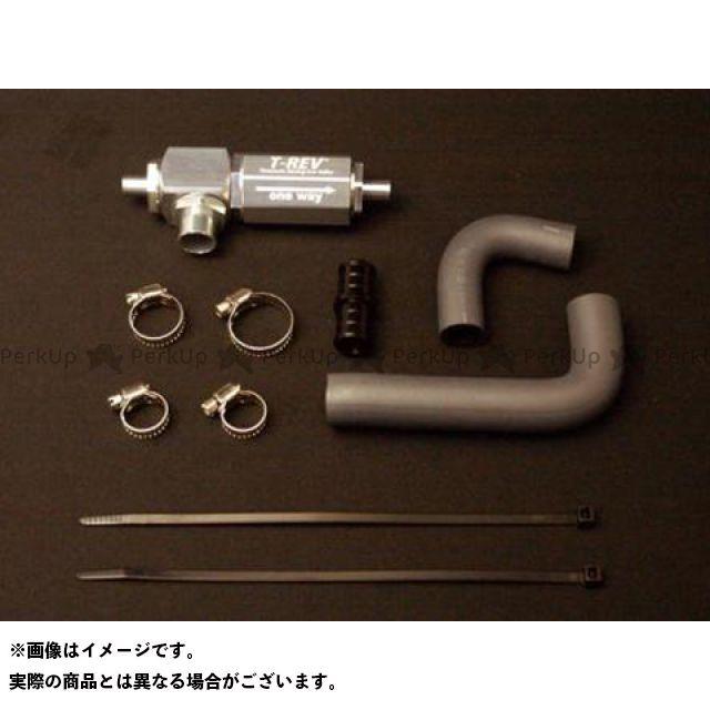 テラモト シグナスX T-REVαシステム シグナスX 08~ノーマルマフラー専用 カラー:シルバー TERAMOTO