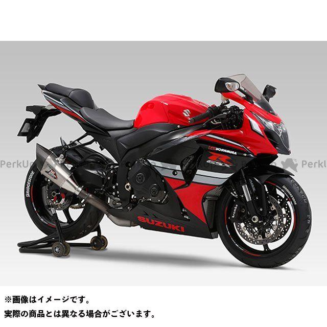 【エントリーで更にP5倍】ヨシムラ GSX-R1000 Slip-On R-11Sqサイクロン EXPORT SPEC 政府認証 サイレンサー:STB(チタンブルーカバー) YOSHIMURA