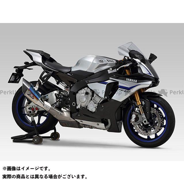 【エントリーで更にP5倍】ヨシムラ YZF-R1 YZF-R1M Slip-On R-11Sqサイクロン EXPORT SPEC 政府認証(ヒートガード付属) サイレンサー:SM(メタルマジックカバー) YOSHIMURA