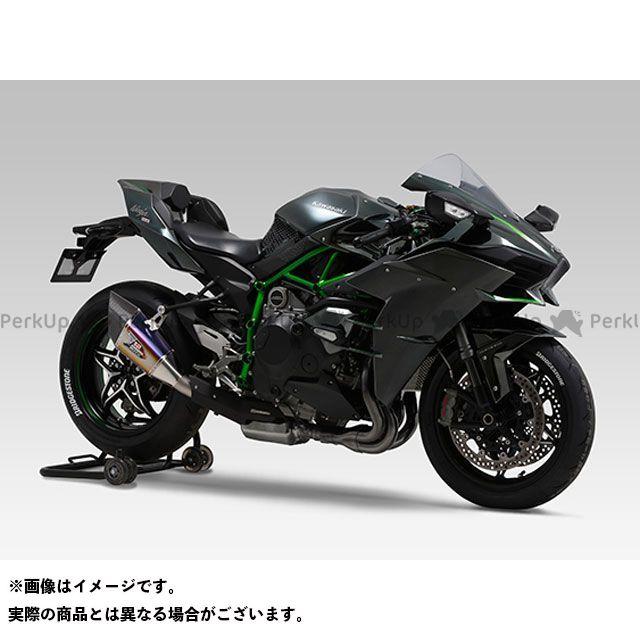 ヨシムラ ニンジャH2(カーボン) Slip-On R-11Sq チタンサイクロン 政府認証(ヒートガード付属) TT(チタンカバー) YOSHIMURA