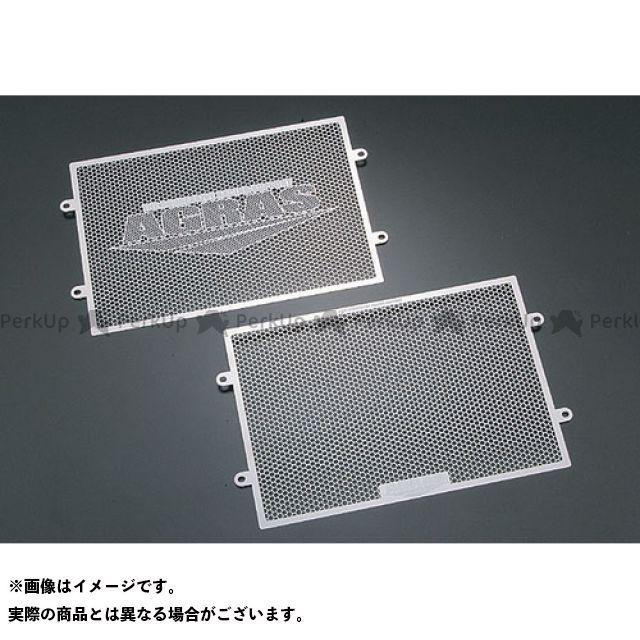 アグラス FZS1000S ラジエターコアガード Aタイプ(AGRASロゴ有り) AGRAS
