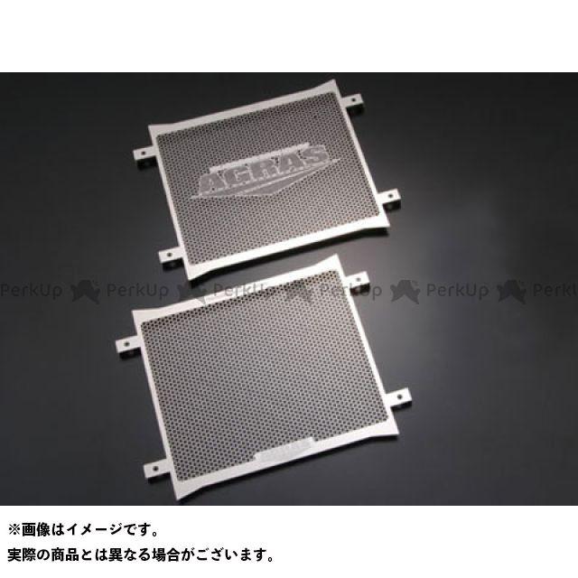 アグラス VMAX ラジエター関連パーツ ラジエターコアガード Bタイプ(AGRASロゴ無し)