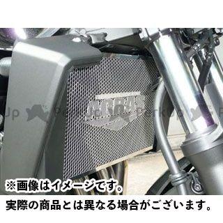 アグラス ZRX1200ダエグ ラジエターコアガード タイプ:Aタイプ(AGRASロゴ有り) AGRAS