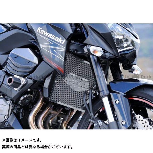 アグラス ニンジャ1000・Z1000SX Z1000 Z800 ラジエター関連パーツ ラジエターコアガード Bタイプ(AGRASロゴ無し)