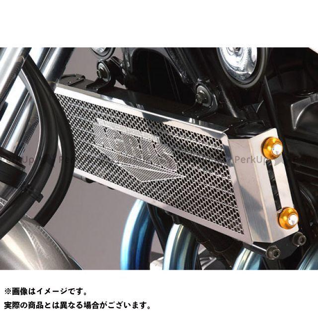 アグラス XJR1300 オイルクーラーコアガード タイプ:Aタイプ(AGRASロゴ有り) AGRAS