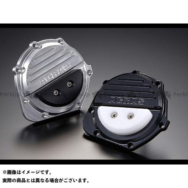 アグラス ZRX1100 ZRX1200R レーシングスライダー ブラック AGRAS