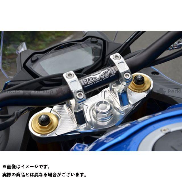アグラス GSX-S1000 GSX-S1000F カタナ トップブリッジ φ22.2ハンドル用 AGRAS