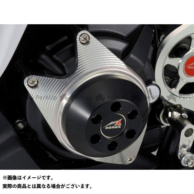 アグラス CBR250R スライダー類 レーシングスライダー ジェネレーターC ブラック