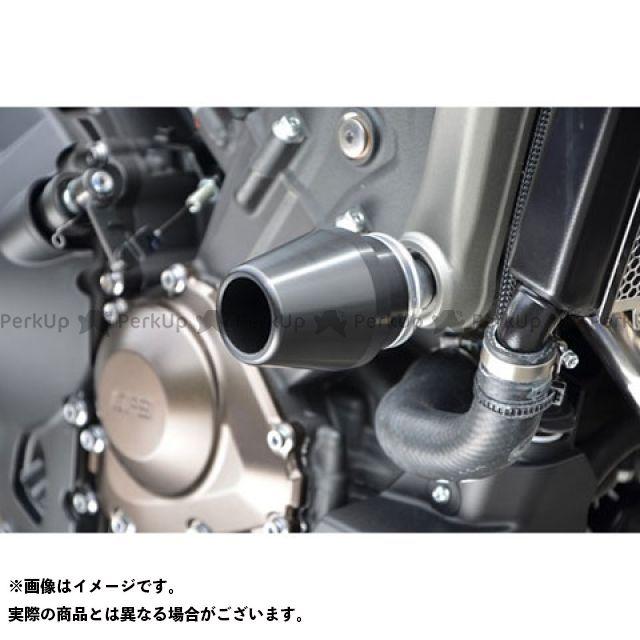 アグラス MT-09 レーシングスライダー フレーム φ60 ジュラコンカラー:ホワイト AGRAS