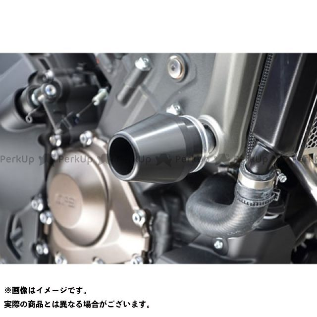アグラス MT-09 レーシングスライダー フレーム φ60 ジュラコンカラー:ブラック AGRAS
