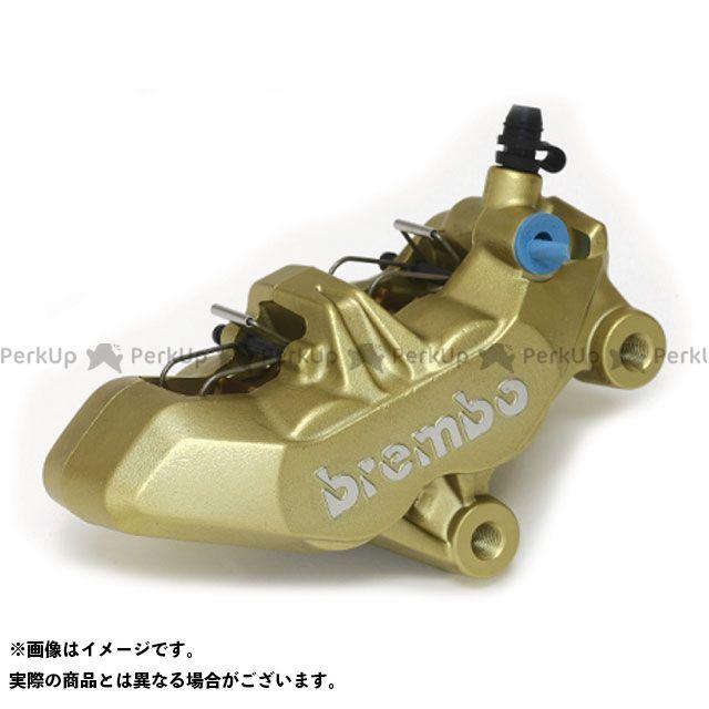 【エントリーで最大P21倍】ブレンボ 汎用 Axial 65mm P4 34 Caliper カラー:ゴールド タイプ:左用 brembo