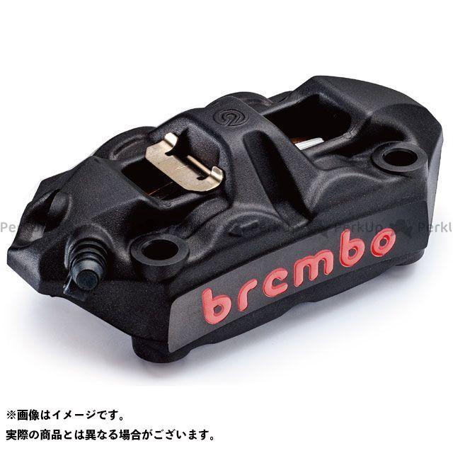 【エントリーで最大P21倍】ブレンボ 汎用 Radial 100mm Monoblock Caliper KIT Black brembo