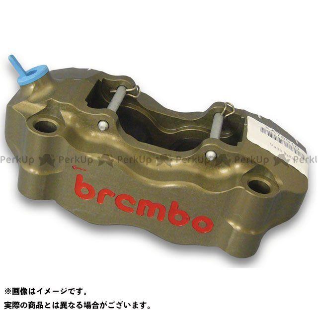 ブレンボ 汎用 P4 30/34 RADIAL MOUNT 2PIECES 100mm タイプ:右用 brembo