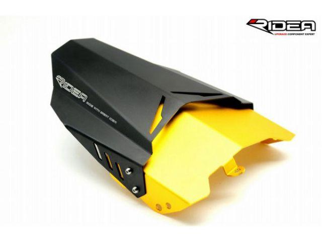送料無料 リデア MT-09 トレーサー900・MT-09トレーサー XSR900 フェンダー リアフェンダー ゴールド