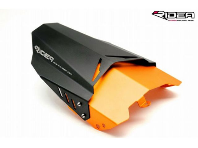 送料無料 リデア MT-09 トレーサー900・MT-09トレーサー XSR900 フェンダー リアフェンダー オレンジ