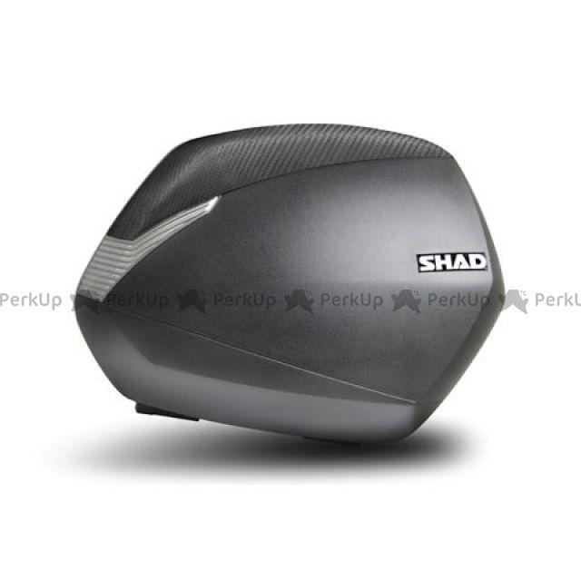 メーカー在庫あり シャッド 汎用 SH36 サイドケース 無塗装ブラック