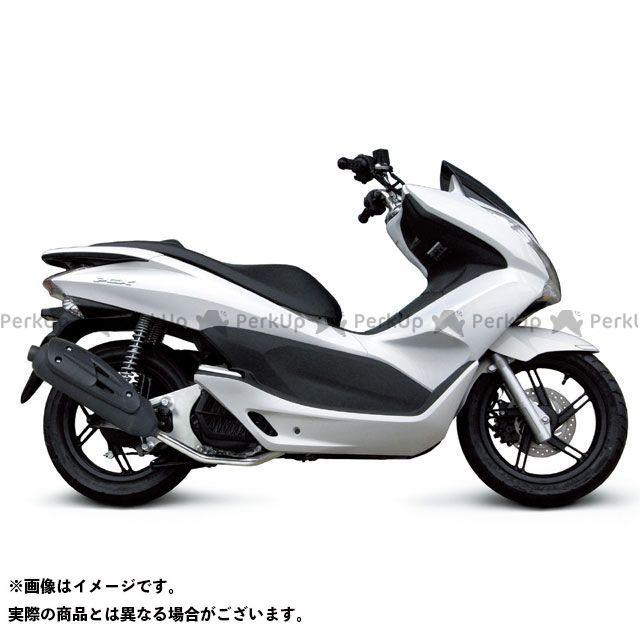 SP武川 PCX125 PCX150 サイレントスポーツマフラー(政府認証) TAKEGAWA