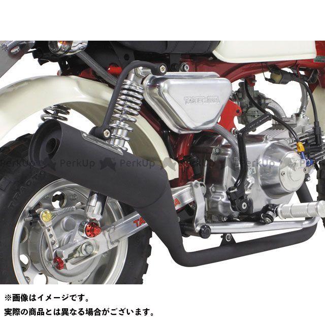 SP武川 ゴリラ モンキー クラシックスポーツマフラー(ダウン) JMCA認定 TAKEGAWA