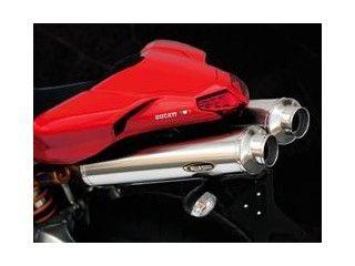 送料無料 アエラ 1098 インナーサイレンサー チタン スリップオン サイレンサー